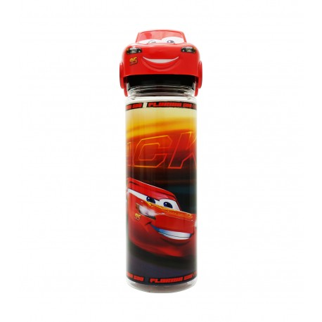 Cars Mcqueen Water Bottle 600ml