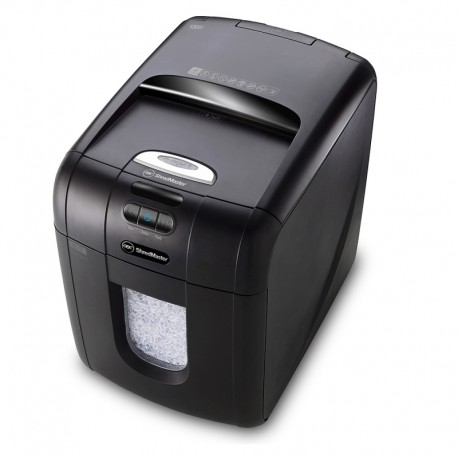 GBC Auto+130M Micro Cut Paper Shredder 2mmx15mm 6Sheets
