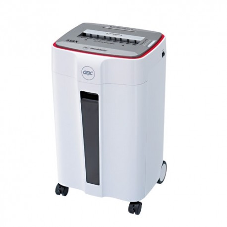GBC ShredMaster 35SX Cross Cut Paper Shredder 4mmx25mm 21Sheets