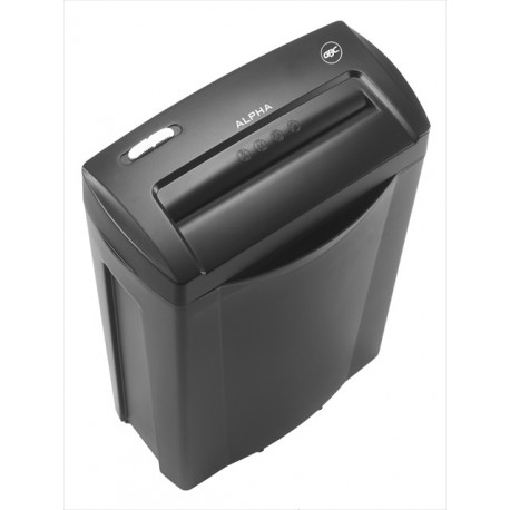 GBC Alpha Confetti Cross Cut Paper Shredder 4mmx38mm 6Sheets