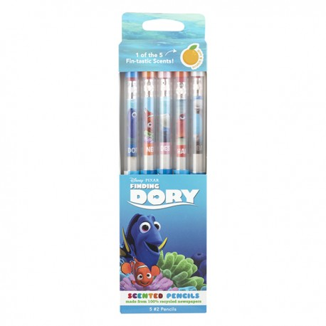 Dory 香FUN鉛筆5支