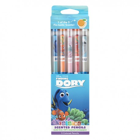 Dory 香FUN顏色筆5支