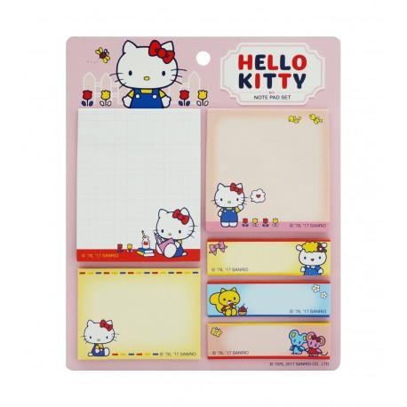 Hello Kitty 便條紙套裝