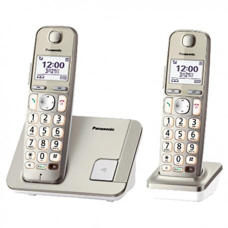 Panasonic KX-TGE212HKN DECT Phone