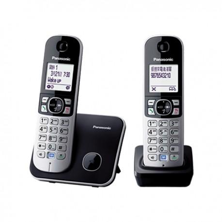 樂聲牌 KX-TG6812HK DECT數碼室內無線電話