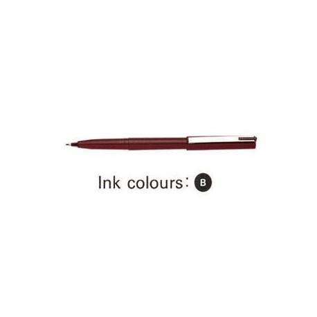 Pentel JM-20 Sign Pen Black/Blue/Red