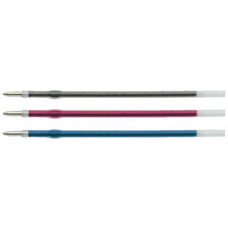 Pilot RFJ-GP-M Ball Pen Medium Refill For BPS-GP-M Black/Blue/Red
