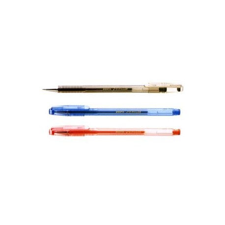 Zebra J-7 J-Roller Gel Pen 0.7mm Black/Blue/Red