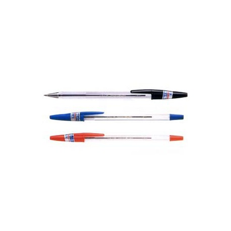 Zebra N5200 Medium Ball Pen Black/Blue/Red