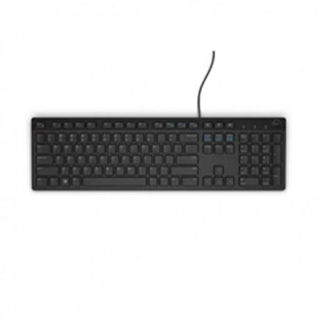 Dell KB216 Multimedia Keyboard Black