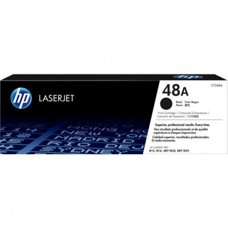 HP CF248A 48A Black Original LaserJet Toner Cartridge