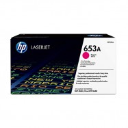 HP CF323A 653A Magenta Original LaserJet Toner Cartridge