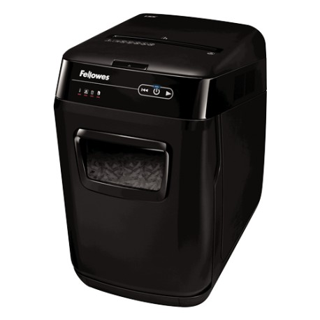 Fellowes AutoMax 130C Cross Cut Shredder 4x38mm 8-sheets