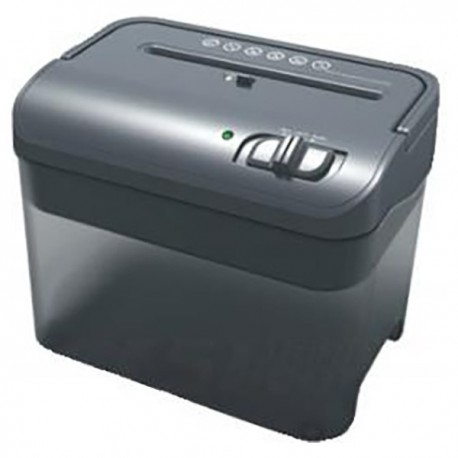 Comix S120 Cross Cut Paper Shredder 4mmx40mm 8Sheets