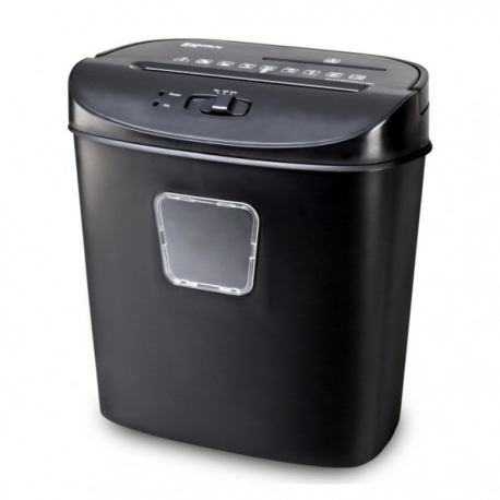 Comix S273 Cross Cut Paper Shredder 4mmx45mm 10Sheets