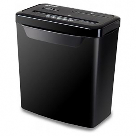 Comix S340 Cross Cut Paper Shredder 4mmx45mm 8Sheets