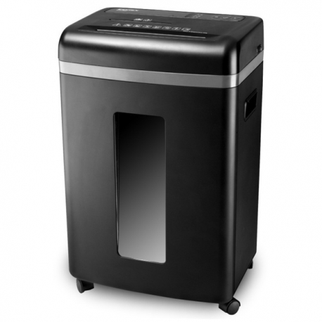 Comix S3508D Micro Cross Cut Paper Shredder 2mmx12mm 8Sheets