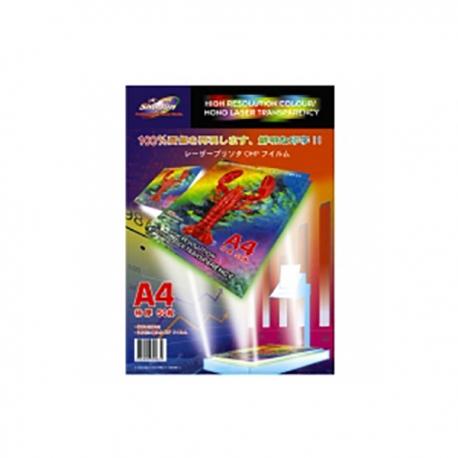 大將 FJ-301914 投影機用膠片 A4 100張