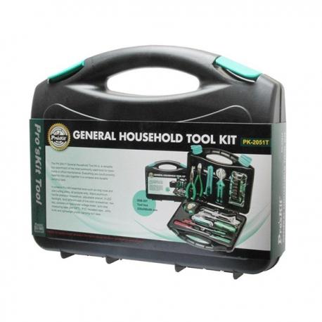 Prokits PK-2051T 家庭維修工具組