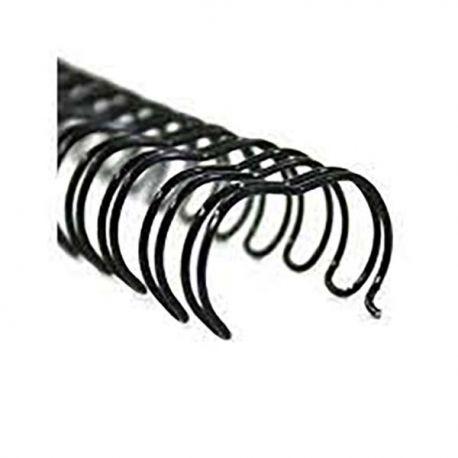 JBI Wire-0 8-9號 釘裝鐵圈 11.1-12.7毫米 150條 黑色