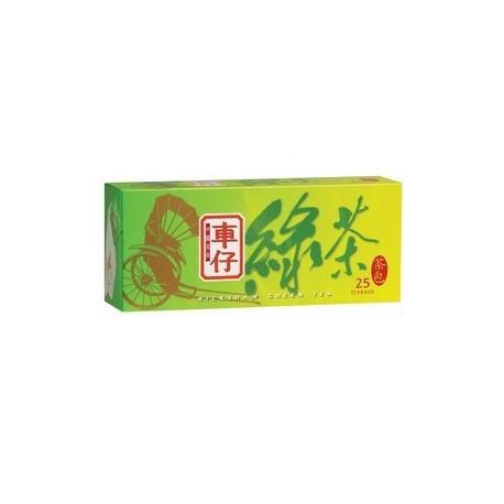 車仔 中國茶包 綠茶 25片