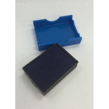 Trodat 4750 多用途日期印 補充墨台墊 藍色