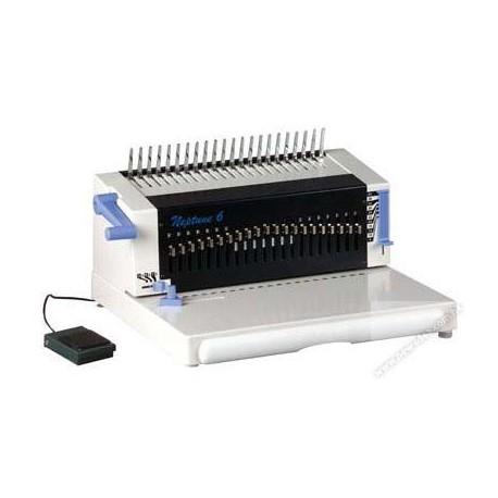 海皇星 6 電動膠圈釘裝機 A4