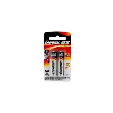Energizer 勁量 鹼性電池 2A 2粒