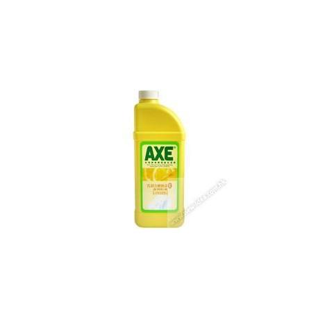 斧頭牌 洗潔精 補充裝 檸檬味 1300克