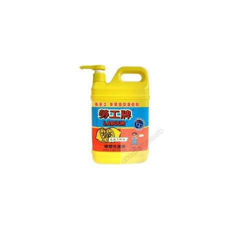 勞工牌 洗潔精 檸檬味 2公升