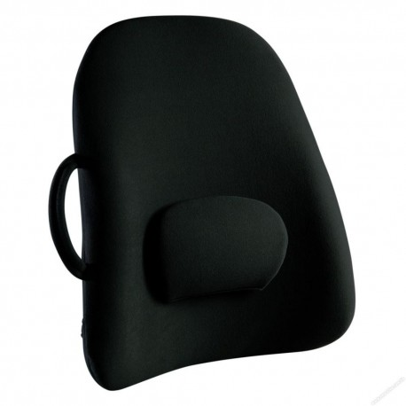 Obus Forme 矮背護脊背墊 黑色