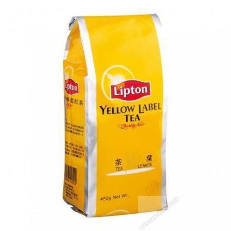 立頓 黃牌茶葉 450克 錫紙包裝