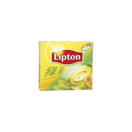 立頓 中國茶包 綠茶 100片