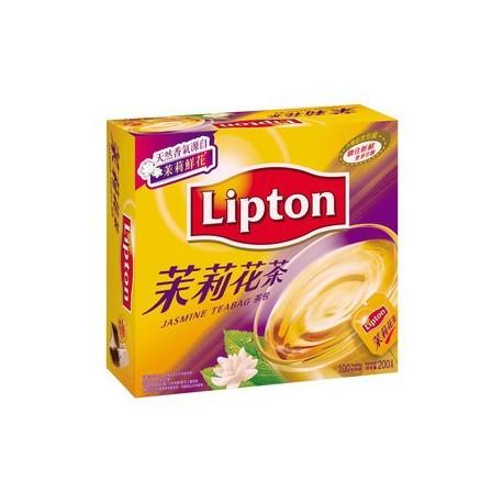 立頓 中國茶包 茉莉花 100片