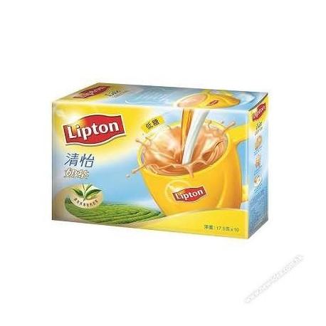 立頓 清怡低糖奶茶 三合一 10包
