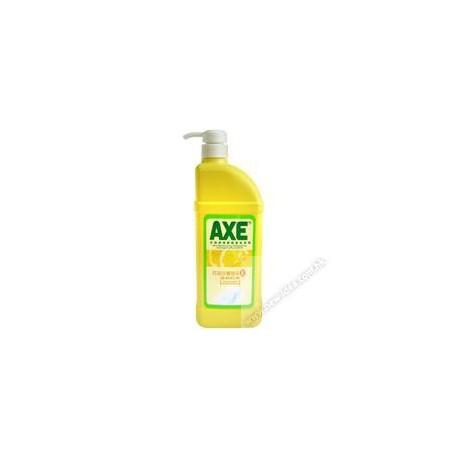 斧頭牌 洗潔精泵裝 檸檬味 1300克