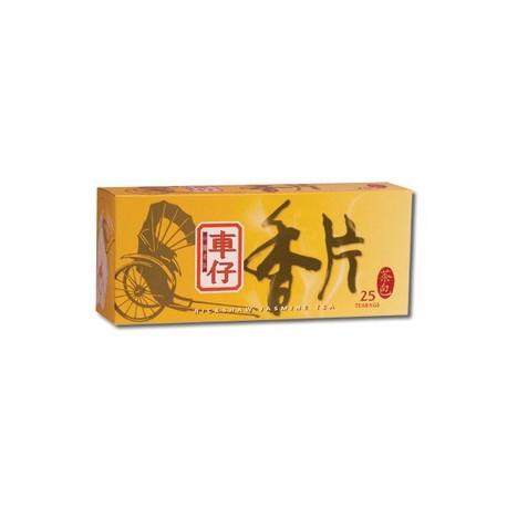 車仔 中國茶包 香片 25片