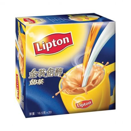 立頓 金裝倍醇奶茶 三合一 20包