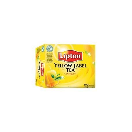 立頓 黃牌茶包 100片