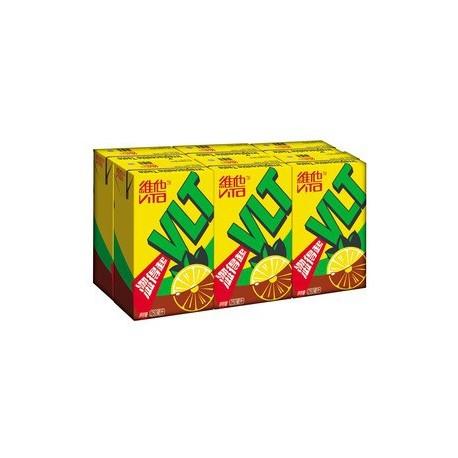 維他 檸檬茶 250毫升 6包
