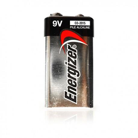 Energizer 勁量 鹼性電池 9V 收縮膠袋裝