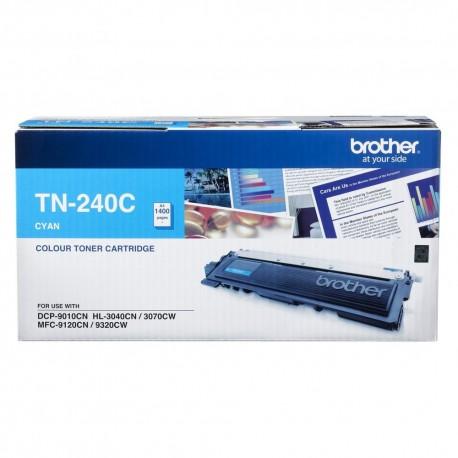 Brother TN-240C Toner Cartridge Cyan