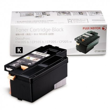 富士施樂 CT201591 碳粉盒 黑色