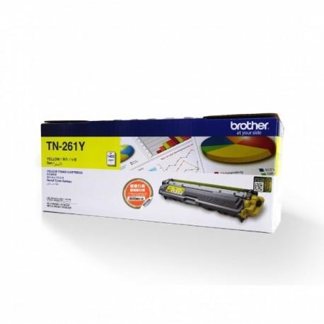 Brother TN-261Y Toner Cartridge Yellow