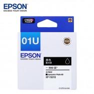 Epson C13T01U183 油墨盒 黑色