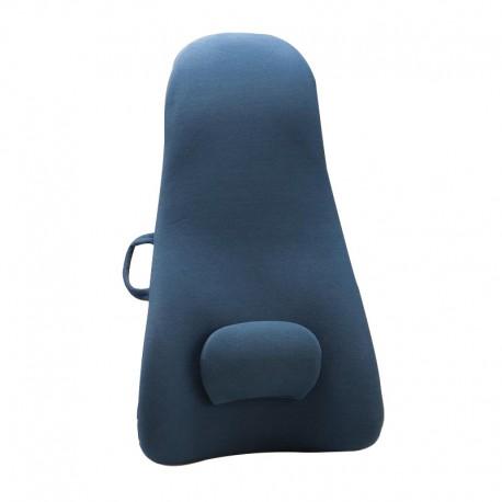 Obus Forme 高背護脊背墊 藍色