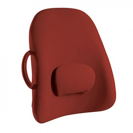 Obus Forme 矮背護脊背墊 棗紅色