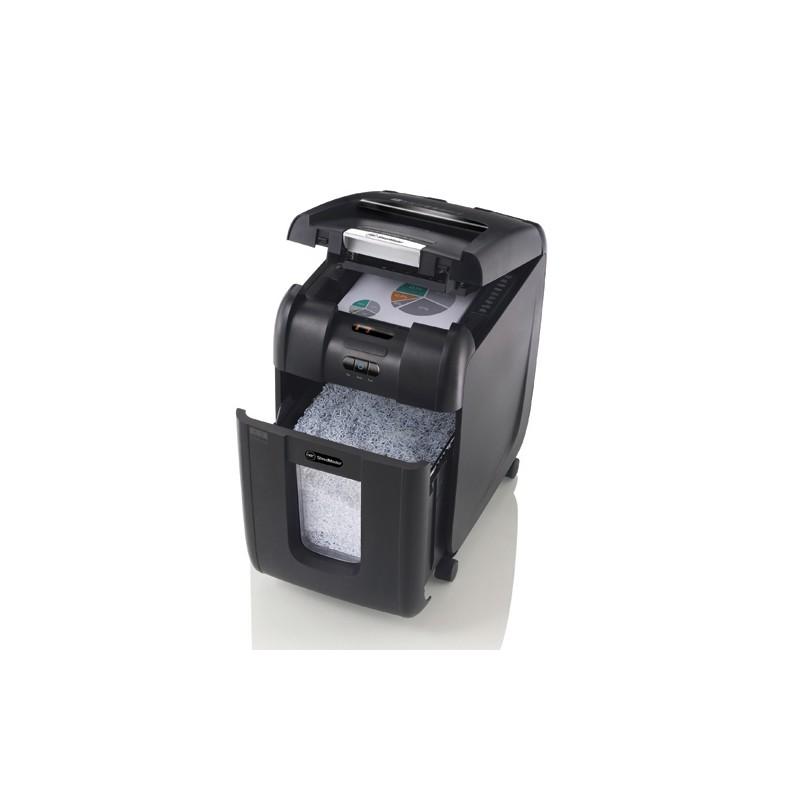 GBC Auto+600X 全自動碎粒狀碎紙機 4毫米x40亳米 10張