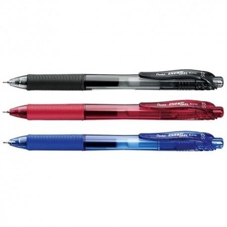 蟠桃兒 BLN-105 Energel Pen 按掣式啫喱筆 0.5亳米 黑色/藍色/紅色