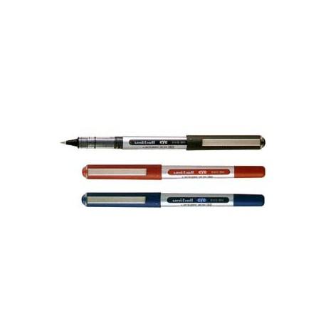 三菱-Ball UB-150 透視直注式走珠筆 0.5毫米 黑色/藍色/紅色